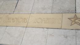 Il Lungomare dei Campioni - Monaco - Principato di Monaco