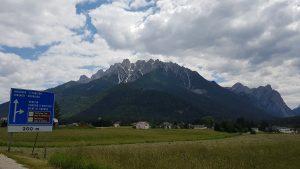 Viaggio verso Dobbiaco in Provincia di Bolzano