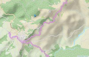 Mappa multimediale dell'area archeologica di Monte Pruno