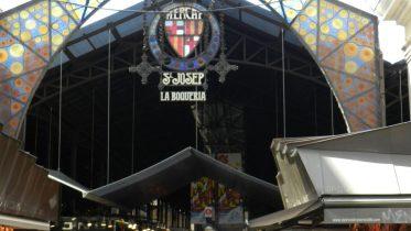 La Boqueria o Mercat de Sant Josep - Barcellona