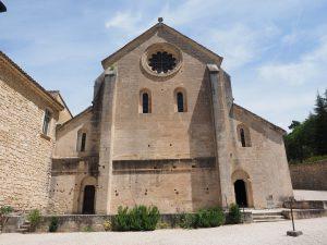 Chiesa dell'Abbazia di Notre-Dame de Sénanque