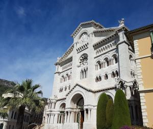 Cattedrale dell'Immacolata Concezione - Principato di Monaco