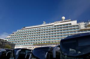 Nave da Crociera - Porto di Savona