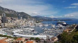 Panoramica del Principato di Monaco