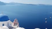 Santorini, l'isola più romantica del mar Egeo