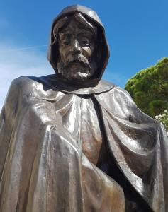 Statua di Francesco Grimaldi, detto Malizia, a Monaco