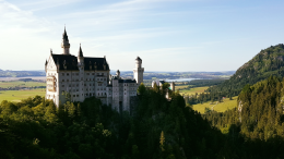 Castello di Neuschwanstein - Baviera - Germania