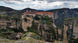 Meteora: Monasteri e paesaggi da favola.