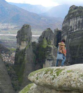 Meteora - Paesaggi stupendi