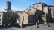 Betanzos, centro storico e monumentale