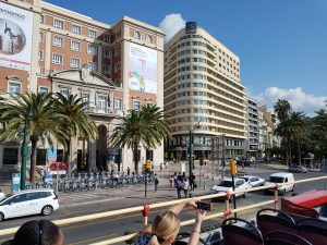 Le strade di Malaga