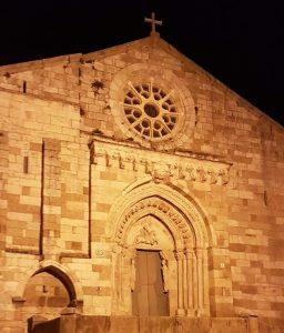 Chiesa di Santiago Apostolo - La Coruña