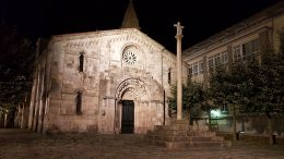 Collegiata Santa Maria del Campo - La Coruña