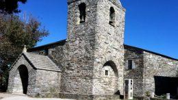 Chiesa-santuario di O Cebreiro - Cammino di Santiago de Compostela