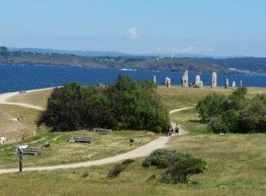 Parco scultoreo della Torre di Hércules