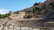 Teatro romano a Malaga