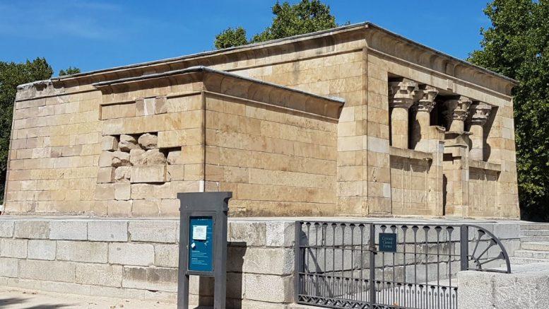 Tempio di Debod - Madrid