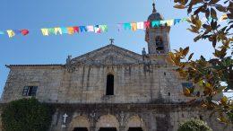 Santuario di Nuestra Señora del Camino - Betanzos - Galizia - Spagna