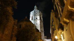 El Miguelete, la famosa torre campanaria della cattedrale di Valencia