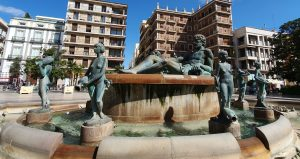 Fontana del Turia - Valencia