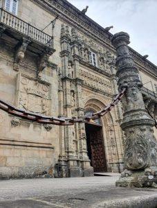 Hostal de Los Reyes Católicos - Santiago de Compostela