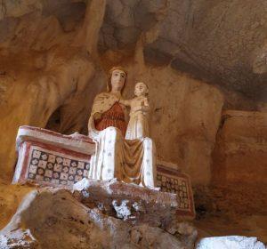 Madonna bizantina con bambino