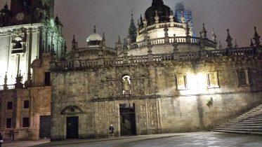 Porta Santa a Santiago de Compostela
