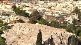 Areopago - Collina di Ares di Atene