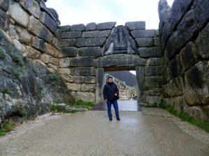 Porta dei Leoni - Micene