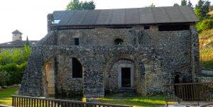 Battistero paleocristiano di San Giovanni in Fonte - Padula (Salerno)
